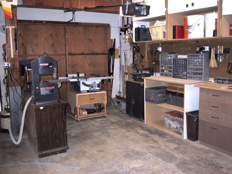 Im Very Fortunate Indeed To Have The Room And S Set Up A Fairly Decent Workshop It Occupies Whole Car Space In My New 3 Garage